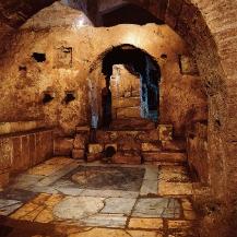 Roma sotterrabea Ipogeo Chiese e Basiliche