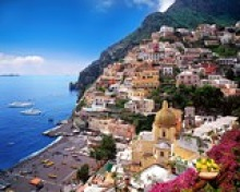 Positano Amalfi Coast sea Sorrento Naples Costiera Ravello