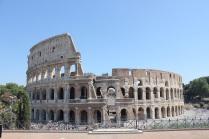 Colosseum - Anfiteatro Flavio Rome