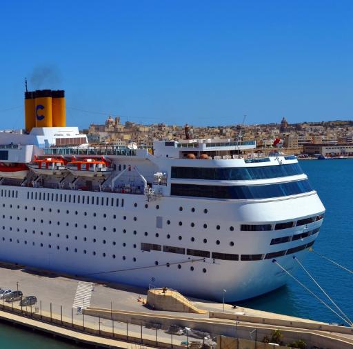 Civitavecchia port Shuttle transfer