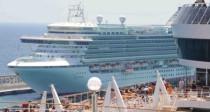 Civitavecchia transfer Shuttle private Civitavecchia port to Rome Fiumicino airport cruise luggages