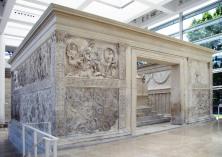 Ara Pacis Rome Italy Augustus Paix