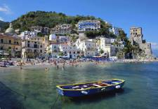 Amalfi coast Positano Sorrento Pompei beach sea holiday