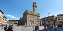 Florence Firenze Piazza della Signora Uffizi Accademia Duomo Siena San Gimignano tour walking tour