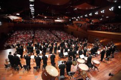 Rome music concert Auditorium Parco della Musica Renzo Piano symphony