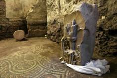 Domus Romane Rome archaeological site Palazzo Valentini Roma