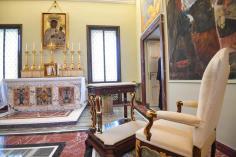 Castelgadolfo residenza papale appartamento privato del Papa Roma Vaticano Castelgandolfo Castelli